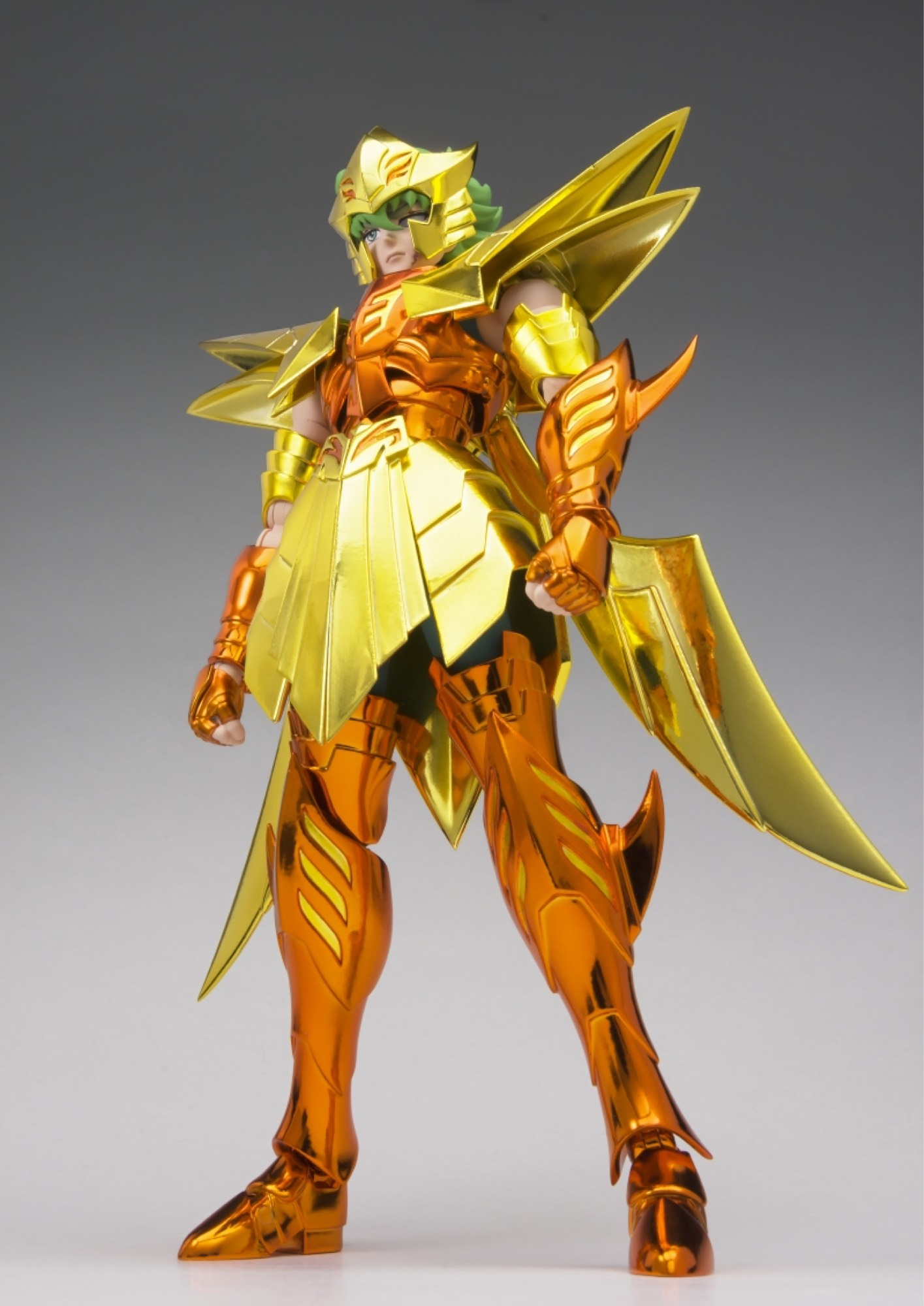 Figura Saint Seiya Myth Cloth EX Isaak Marina del Kraken 18 cm