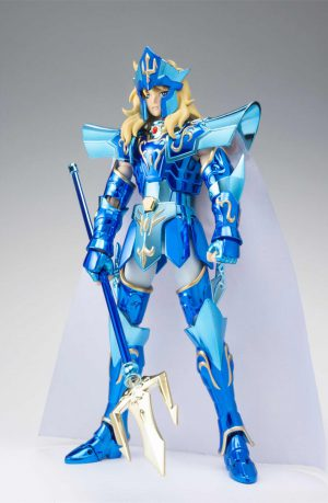 Figura Saint Seiya Myth Cloth Poseidon GOD 15 Aniversario 16 cm