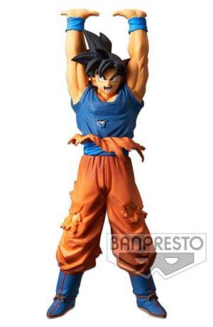 Figura Son Goku Give Me Energy Spirit Ball Special