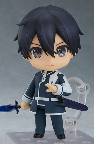 Figura Sword Art Online Alicization Nendoroid Kirito Elite