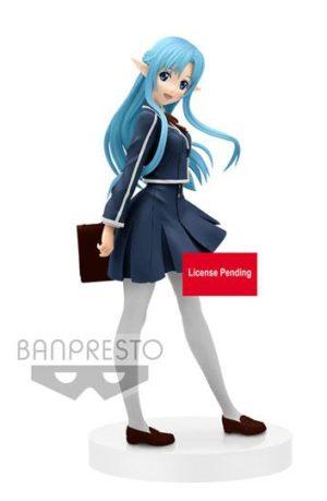Figura Sword Art Online EXQ Asuna 23cm