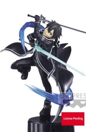 Figura Sword Art Online Espresto Kirito