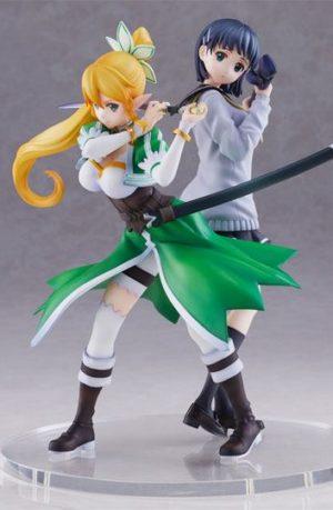 Figura Sword Art Online Leafa & Suguha