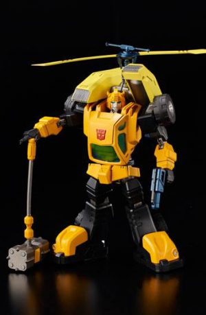 Figura Transformers Furai Model Plastic Kit Bumblebee 15 cm
