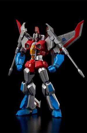 Figura Transformers Furai Model Plastic Model Kit Starscream 15 cm