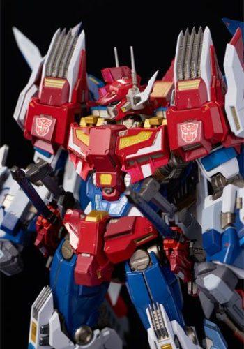 Figura Transformers Kuro Kara Kuri Star Saber 21 cm