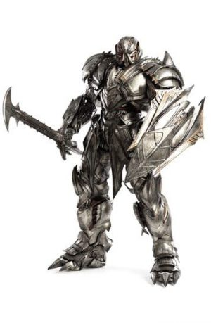 Figura Transformers The Last Knight 16 Megatron Deluxe 48 cm