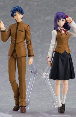 Figuras Fate Stay Night Heaven's Feel Shinji y Sakura
