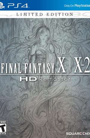 Final Fantasy X/X-2 Remaster Limited Edition PS4 Portada