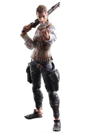 Final Fantasy XII Play Arts Kai Figura Balthier 01