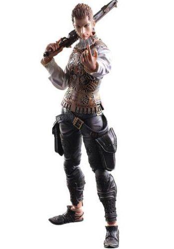 Final Fantasy XII Play Arts Kai Figura Balthier 01