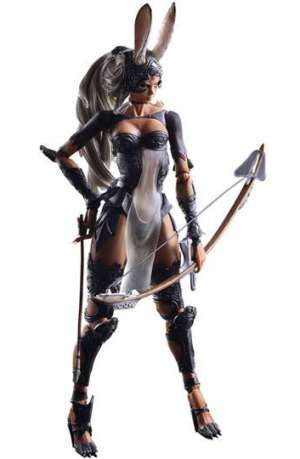 Final Fantasy XII Play Arts Kai Figura Fran 01