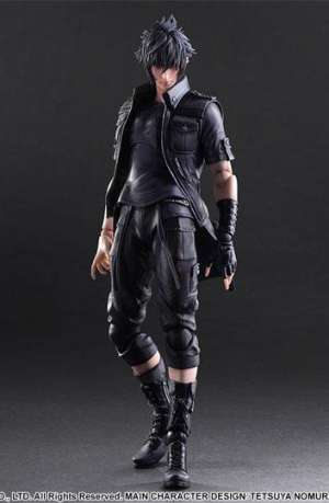 Final Fantasy XV Play Arts Kai Figura Noctis 01