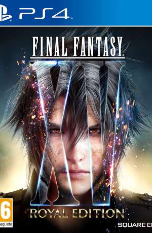 Final Fantasy XV Royal Edition PS4 Portada