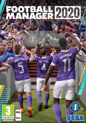 Football Manager 2020 PC Descargar