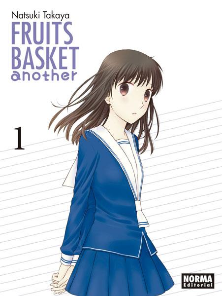Fruits Basket Another manga tomo 01