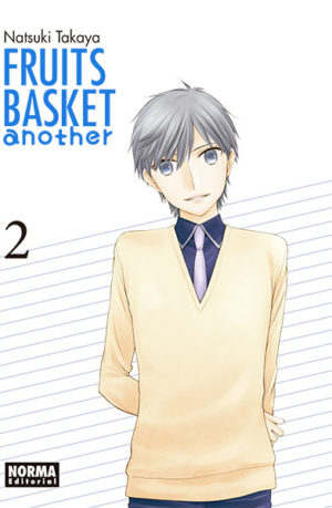 Fruits Basket Another manga tomo 02
