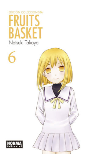 Fruits Basket Edicion Coleccionista manga tomo 06