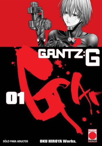 Gantz G Manga 01