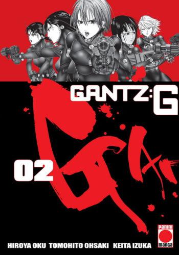 Gantz G Manga tomo 02
