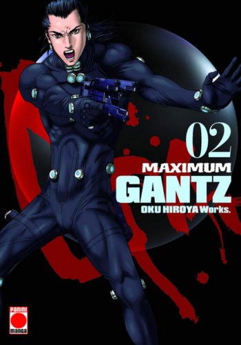 Gantz Maximum Manga 02