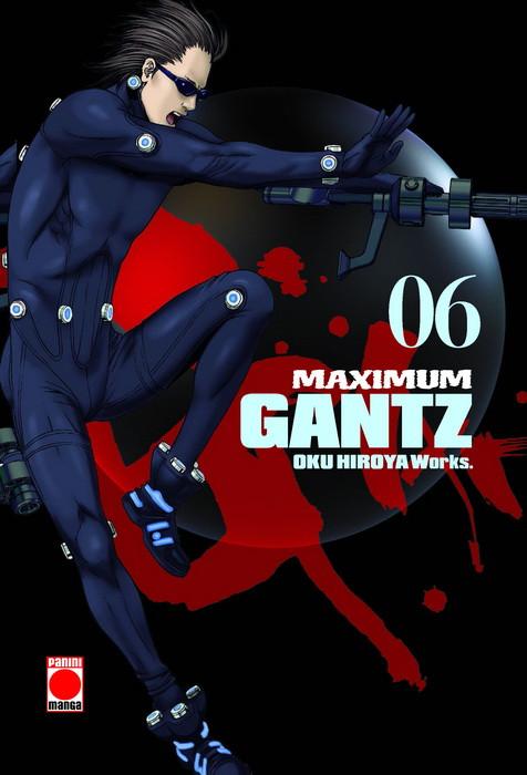 Gantz Maximum Manga 06