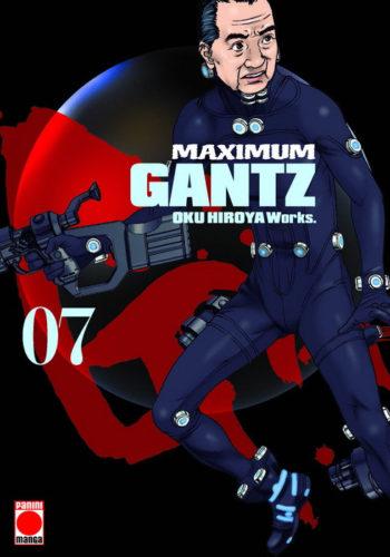 Gantz Maximum Manga 07