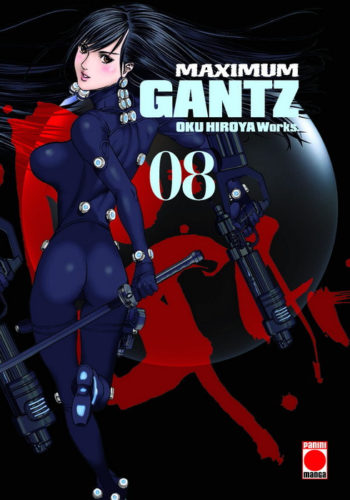 Gantz Maximum Manga 08