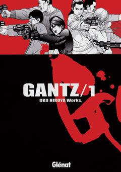 Gantz Manga tomo 01