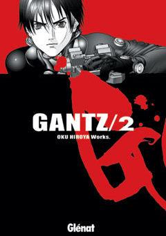 Gantz Manga tomo 02