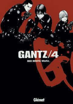 Gantz Manga tomo 04