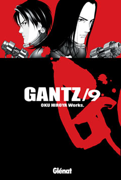 Gantz Manga tomo 09