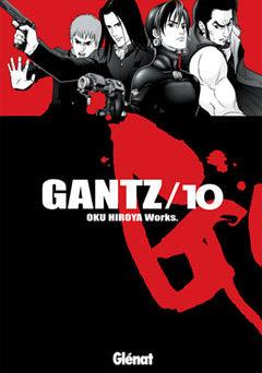 Gantz Manga tomo 10