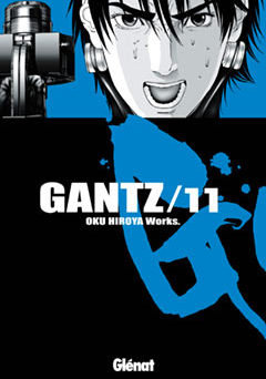 Gantz Manga tomo 11
