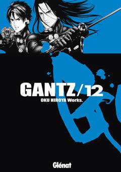 Gantz Manga tomo 12