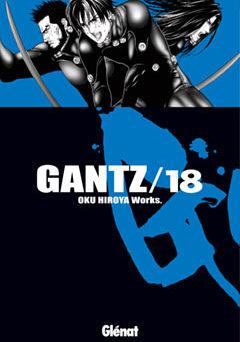 Gantz Manga tomo 18