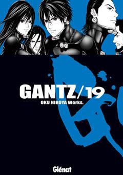 Gantz Manga tomo 19