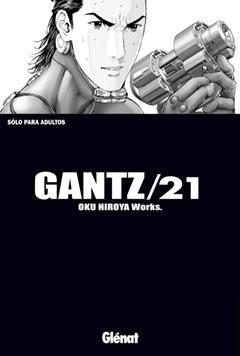 Gantz Manga tomo 21