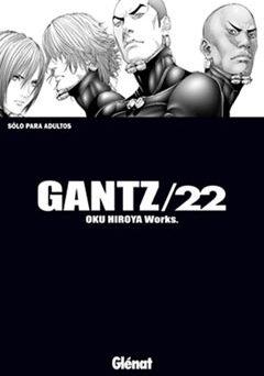 Gantz Manga tomo 22