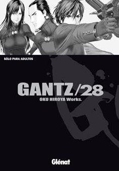 Gantz Manga tomo 28