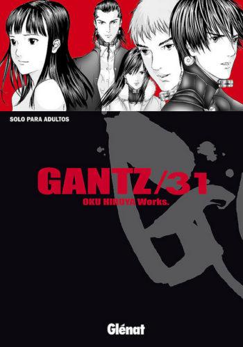 Gantz Manga tomo 31