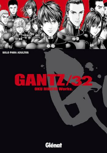 Gantz Manga tomo 32