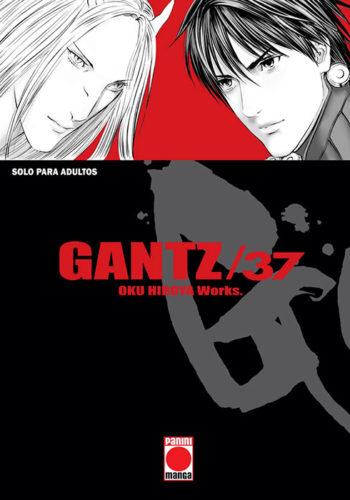Gantz Manga tomo 37