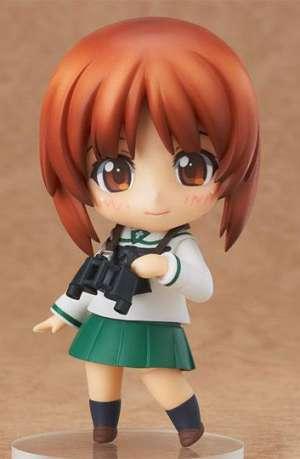 Girls und Panzer Figura Nendoroid Miho Nishizumi 10 cm 01