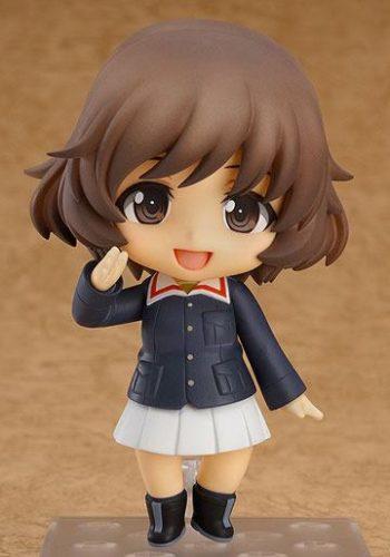 Girls und Panzer Figura Nendoroid Yukari Akiyama 10 cm 01