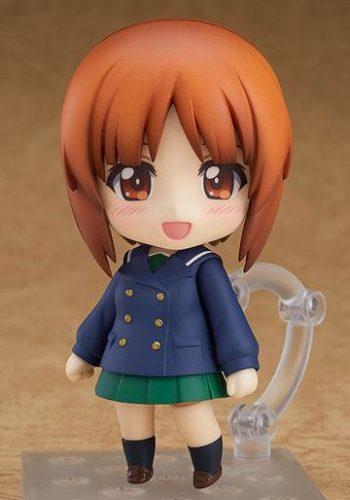 Girls und Panzer das Finale Figura Nendoroid Miho Nishizumi Jacket y Peacoat 01