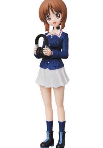 Girls und Panzer das Finale Minifigura UDF Nishizumi Miho 01