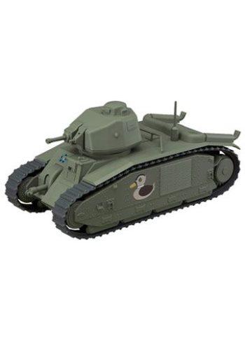 Girls und Panzer das Finale Vehículo Nendoroid More Char B1 bis 01