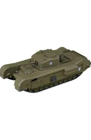 Girls und Panzer das Finale Vehículo Nendoroid More Churchill Mk. VII 01