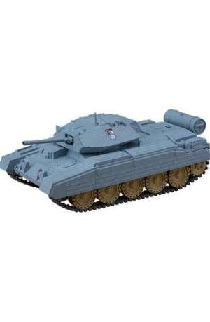 Girls und Panzer das Finale Vehículo Nendoroid More Crusader Mk. III 01